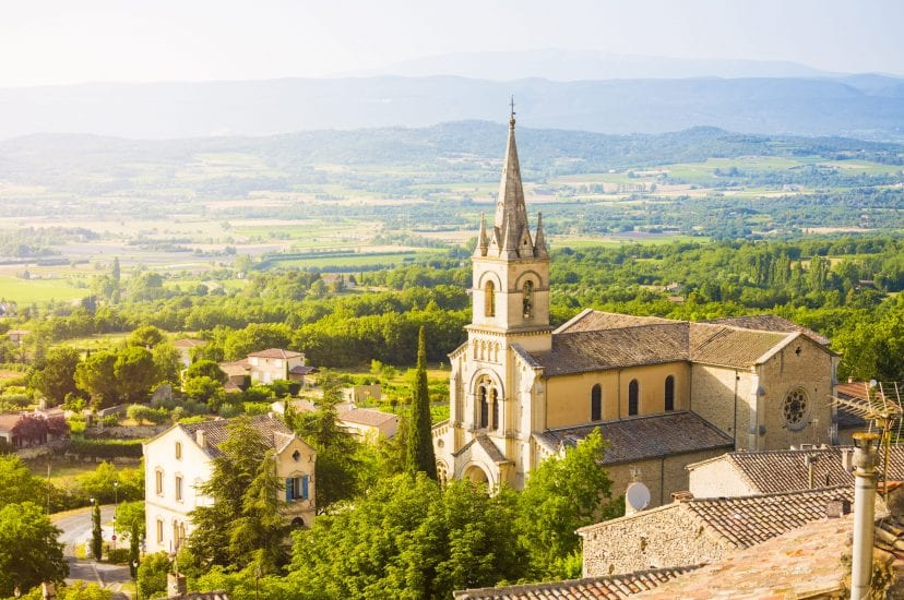 Luberon Valley (Provence, France)