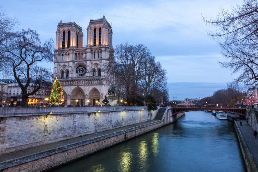 Notre Dame ritzy experience