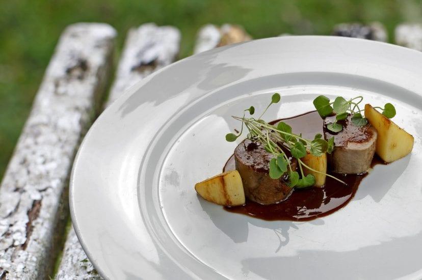 haute cuisine ritzy experience