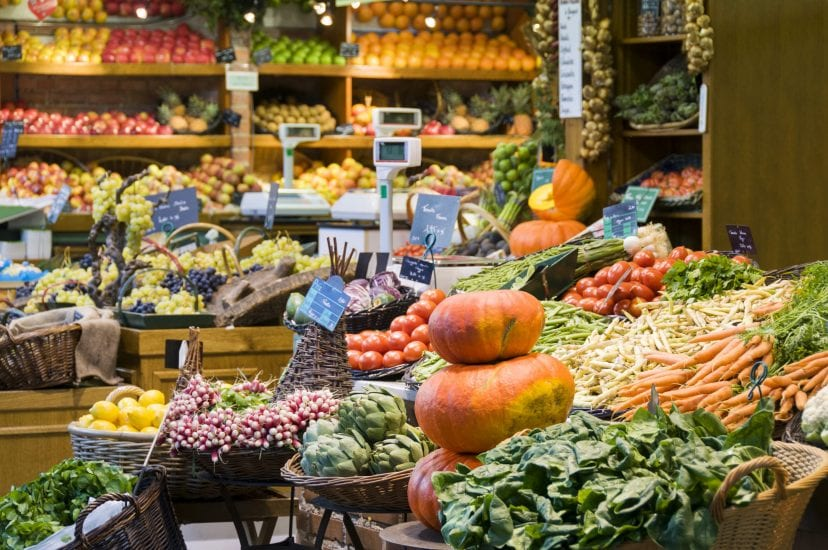 Fruit and Vegetable Shop